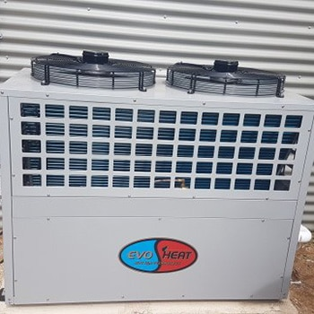 Heat Pump For Swimming Pools | Solartech