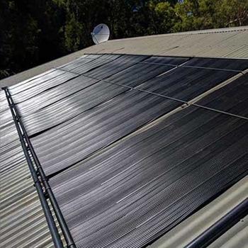 Commercial solar pool heating Sydney