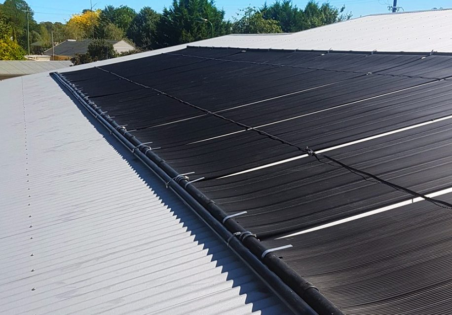 Rubber Matting | Solar Tech Pool Heating Australia